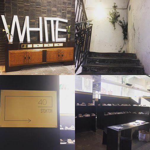#Stokton #FabioSfienti #WHITESHOW #milano https://instagram.com/p/BKuzJBFgQBW/