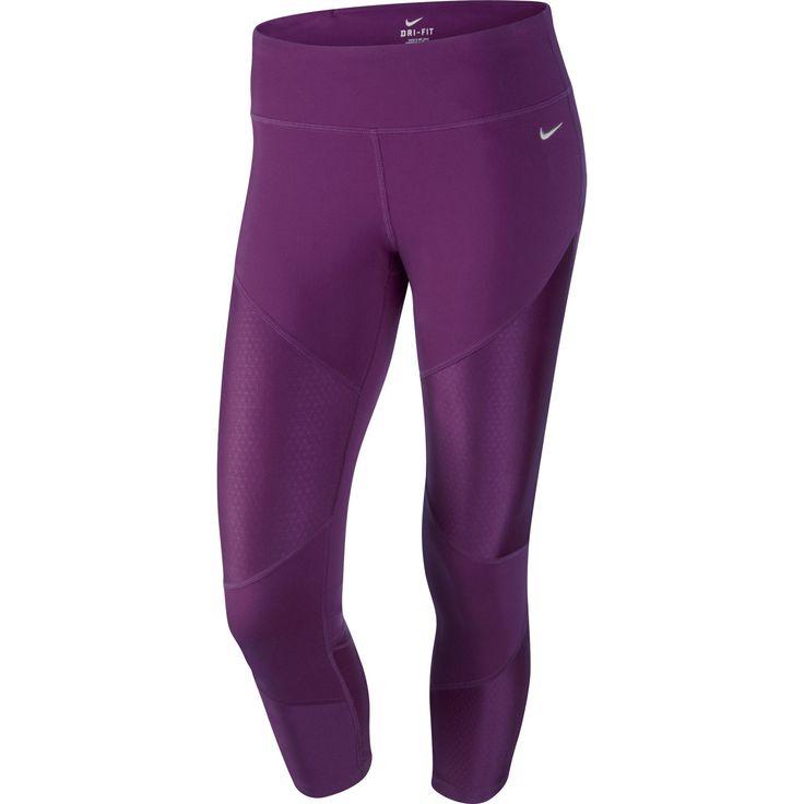 Wiggle España | Mallas 3/4 para mujer Nike - Strut Crop - Verano14 | Mallas para correr