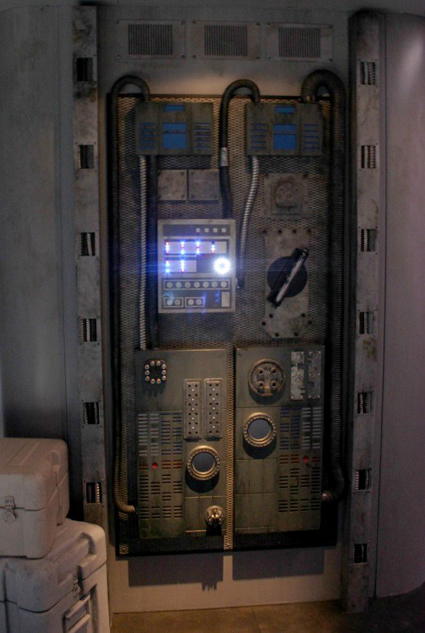 Space Engine Room: 90 Best Control Panels Images On Pinterest