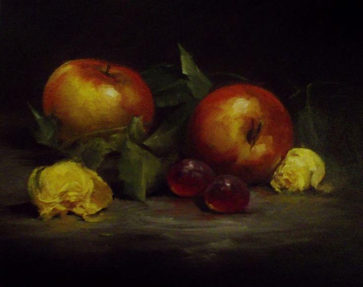 Three Pair by cordsbrennan.deviantart.com on @DeviantArt