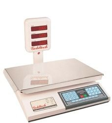 Piece Counting Scale offered is developed using latest technology support and provides dedicated & high accuracy support in meeting the demands of piece counting. Finding suitable usage in commercial and industrial working, the scale comes equipped with improved resolution and performance support as desired by the customers. Some of its features include suitability for inventory control in areas like plastics, nuts, bolts and machined casings; bright alphanumeric display, simple and…