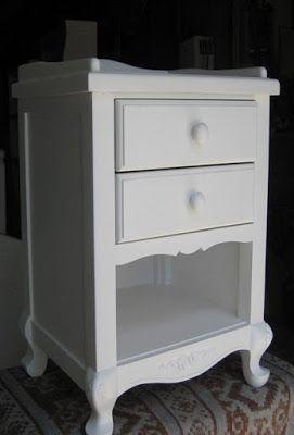 muebles de bebe: muebles infantiles, velador florencia