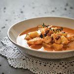 Hoy cenamos de cuchara, la #sopa de marisco siempre apetece ¿verdad? #directoalpaladar #receta#recipe #gastro#foodie #comida #foodlover#cooking #food#cena