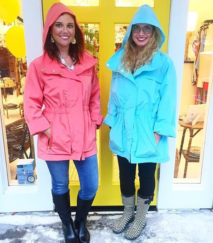 We're bracing for Hurricane Hermine in style! It's a good thing our @tylerboeclothing rain coats are on the sale rack! Stay safe and come see us tomorrow as the BIG sale continues! #tfssi #stsimonsisland #seaisland #goldenisles #rainraingoaway #hurricanehermine #sale #laborday