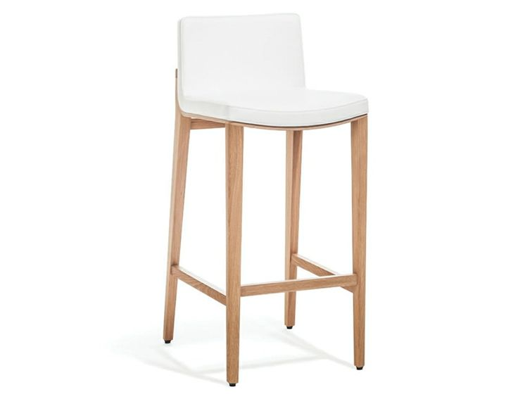 Natural Oak Moritz Bar Stool