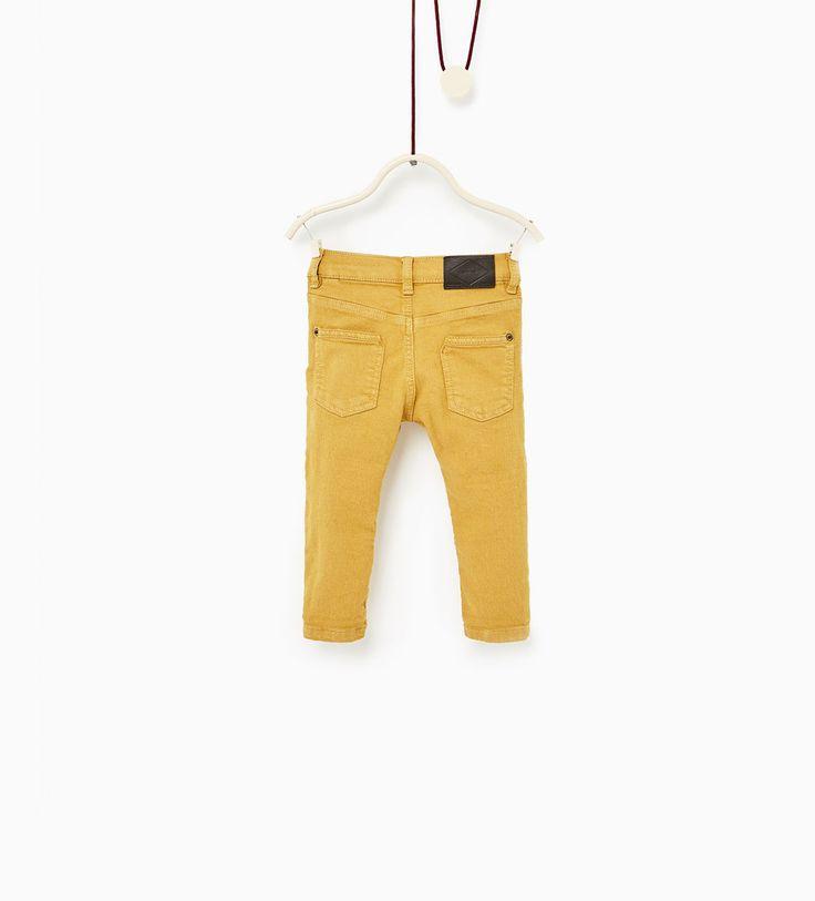 ZARA - KINDEREN - Gekleurde jeans