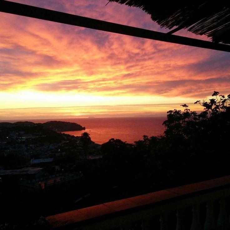[#nofilter] Another #sunset  at #apereginaischia #ischia #iloveischia #ilikeitaly