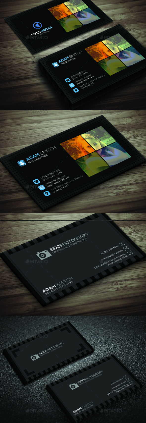 Best 25 beauty business cards ideas on pinterest business card style photography bundle business card magicingreecefo Images