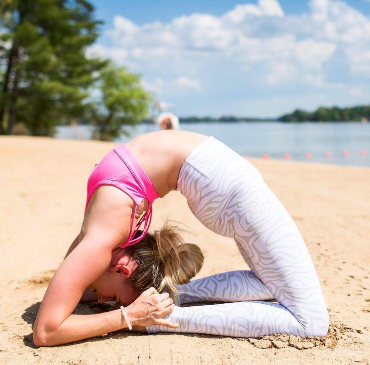Megan Lawning #yoga #inspiration #backbend