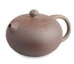 The Grace teapot is made by the artisans at Lin's Ceramics Studio in Taiwan. Grace is made from a special type of unglazed clay called Purion, which is semi-porous and will absorb the essence of tea over time, much like Yixing clay. Unglazed and semi-porous clay tea cups and teapots are prized in Chinese tea culture for their ability to gracefully age and develop a patina over time. After several years of use, the patina will add depth and dimension to the tea brewed inside. We highly…