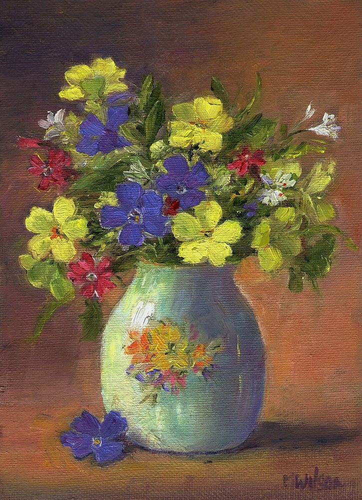 13 Best Images About Marjorie Wilson Art I Love On Pinterest Green Miniature And Floral