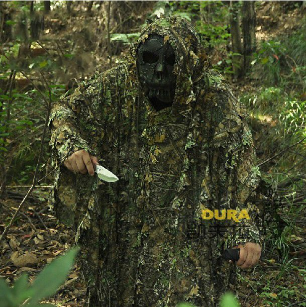 Paintball Army Sniper Hunting Militray Ghillie Suit Yowie Camouflage Top Quality