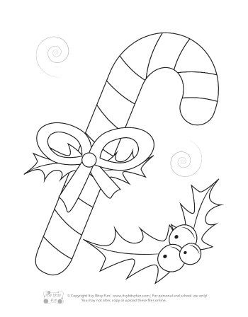 Christmas Coloring Pages For Kids Color Pages For Class