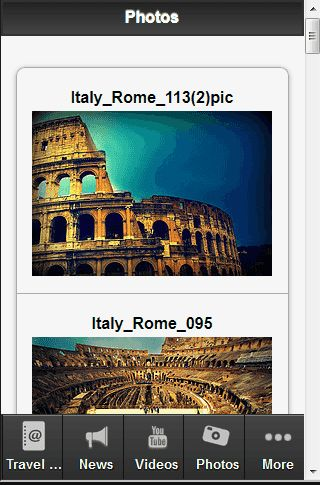 The ultimate Travel Guide to Rome Italy fanatics App!<p>This is the only app you need when it comes to Travel Guide to Rome Italy.<p>Do you want to get the latest updates, news, information, videos, photos, events and amazing deals about Travel Guide to Rome Italy? Then download this app now!<p>Rome, capital of Italy and Lazio, is one of the largest cities in Italy. The history of Rome spans around 3000 years and is one of the oldest cities in Italy. Rome today is one of the most important…