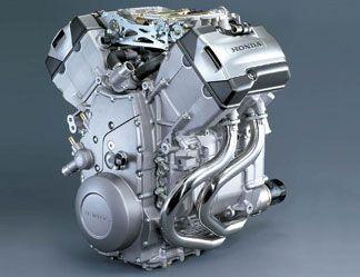 ST1300 engine, beautiful powerplant.