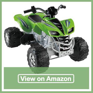 Fisher Price Kawasaki KFX kids ATV
