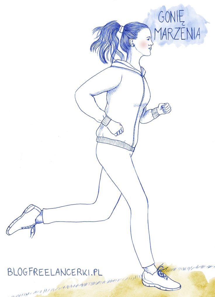 Co ma wspólnego bieganie z freelancingiem? #bieganie #motywacja #freelancerka