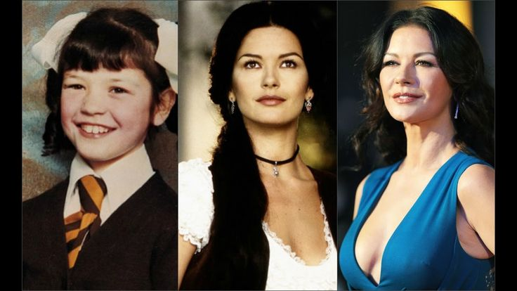 Catherine Zeta Jones : A life in pictures