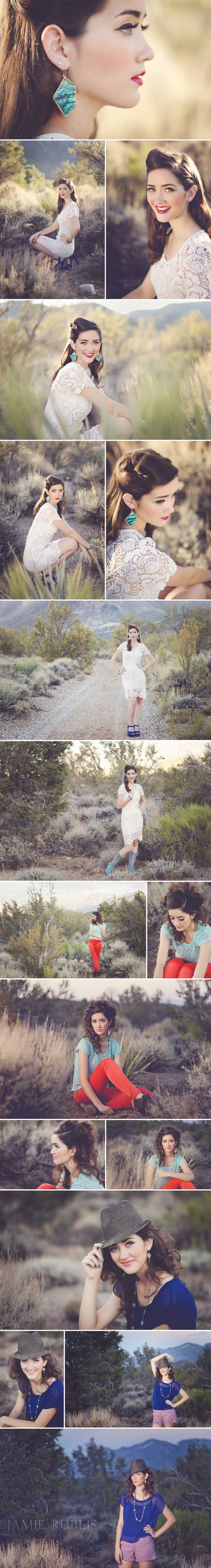 senior girl photography posing ideas {Jamie Rubeis Photography}