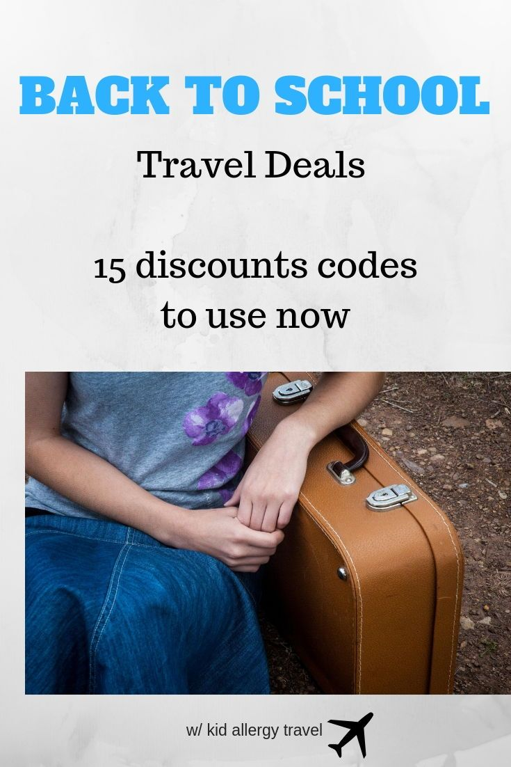 It Is Back To School Time And That Means Travel Deals Are Greatly Discounted Right Now Europe Africa Mexico Back To School Deals Travel School Travel Deals