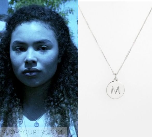 Recovery Road: Season 1 Episode 2 Maddie's M Necklace