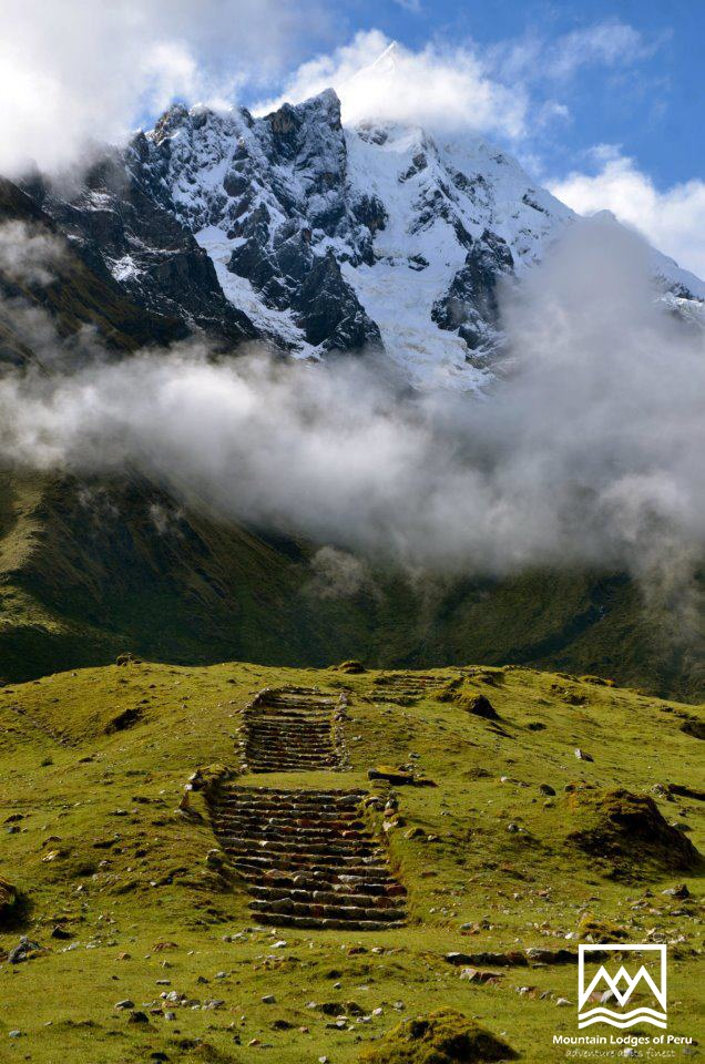 """""""I lost count of the number of times I said, """"Look at that view"""" on this trip! Majestic views everywhere."""" Jim Harrison #SalkantayJourney #MachuPicchu"""