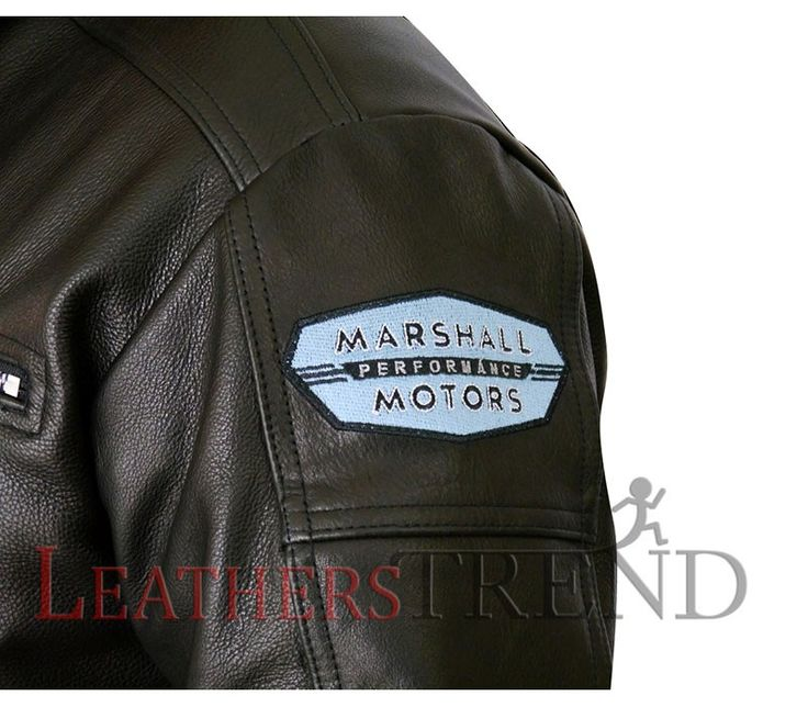 NFS Movie Black Leather Jacket