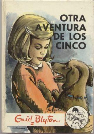 Los 5. Creo que los leí todos. Igual que otros de Enid Blyton como Los Siete Secretos, Torres de Malory y Santa Clara.