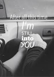 """Paramore """"Still Into You"""" (If this is how you feel after being together more than a handful of years, you're doing it right.). I'm convinced I will feel this way forever.."""