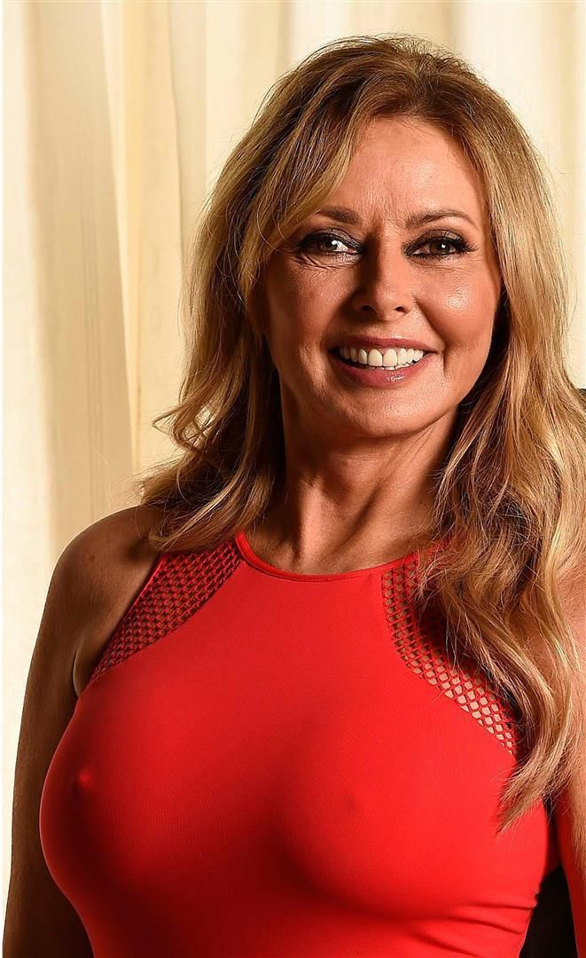 1a Carol Vorderman nippy red top A4 12x8 inch approx glossy photo | eBayHi Carol You are such a Sexy Beautiful Babe stay a Babe presenter keep Your curves best wishes from jeremy xxx