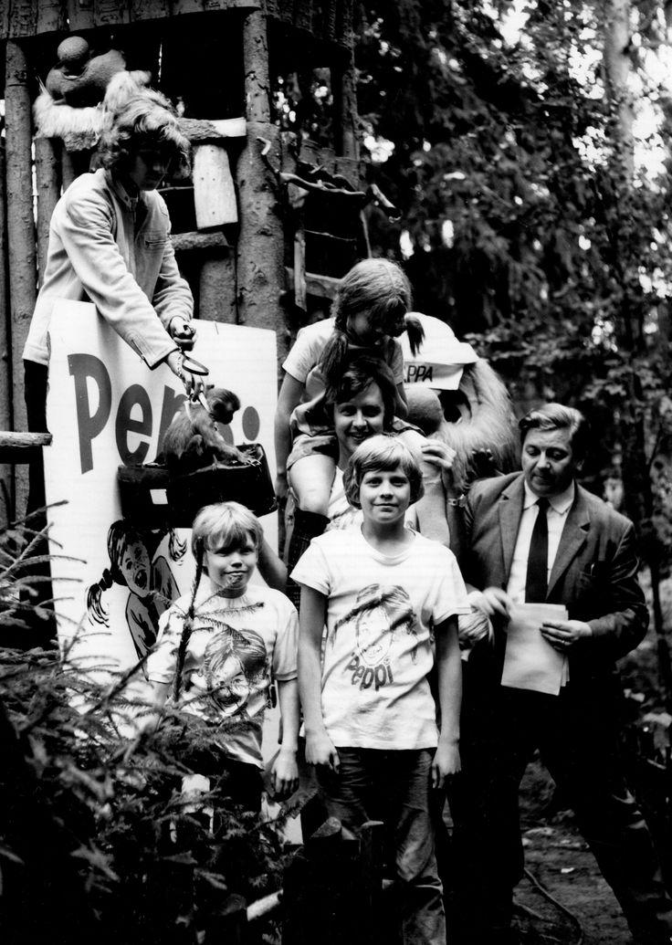 Kesä 1970 Messut Pori