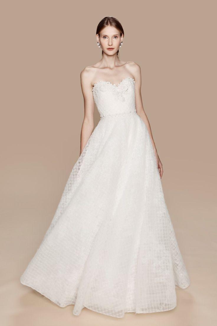 260 besten Marchesa Bilder auf Pinterest   Hochzeitskleider ...