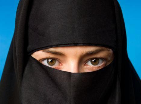 My week wearing a burka: Just a few yards of black fabric, but it felt like a prison