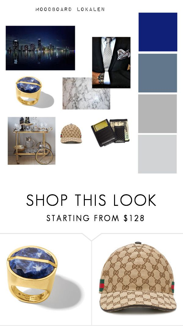 """""""MoodBoard"""" by rebeccadyrting on Polyvore featuring interior, interiors, interior design, home, home decor, interior decorating, Henri Bendel and Gucci"""