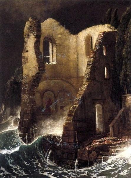 Arnold Böcklin 1827-1901 | Swiss Symbolist painter | Tutt'Art@ | Pittura * Scultura * Poesia * Musica | la isla de los muertos