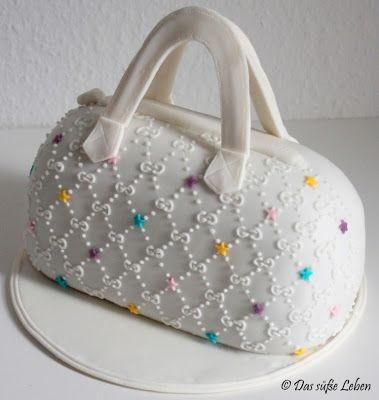 Rezept Handtasche (Torte) | Das süße Leben