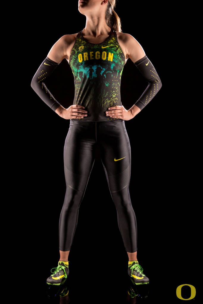 Photo Gallery: NCAA Track and Field Championships Uniforms - GoDucks.com - The University of Oregon Official Athletics Web Site