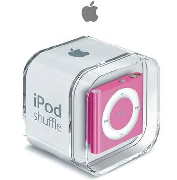 Apple iPod Shuffle 2GB Discount $33 from $55