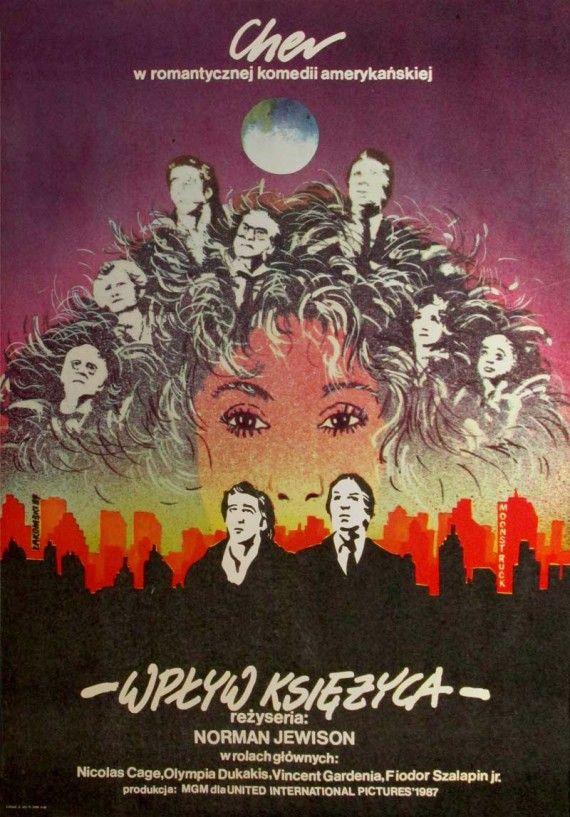Moonstruck (Wplyw Ksiezyca) - MJ00035