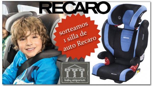 Sorteamos una silla de auto RECARO Monza Nova 2 Seatfix