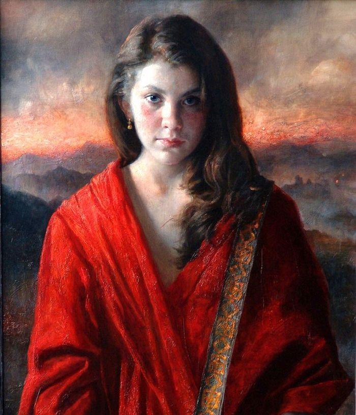 78 best Portraits images on Pinterest | Portrait, Portrait ... Famous Oil Portrait Paintings