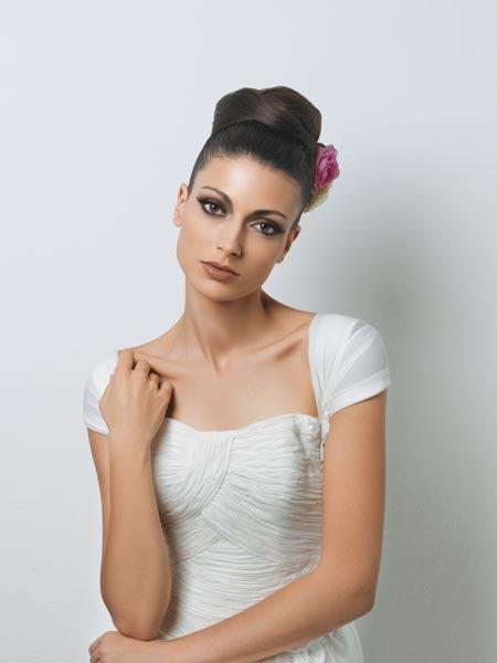 http://professional.estetica.it Hair: Alessia Solidani for Kemon  Photo: Amedeo M. Turello  Make-up: Michela Mele