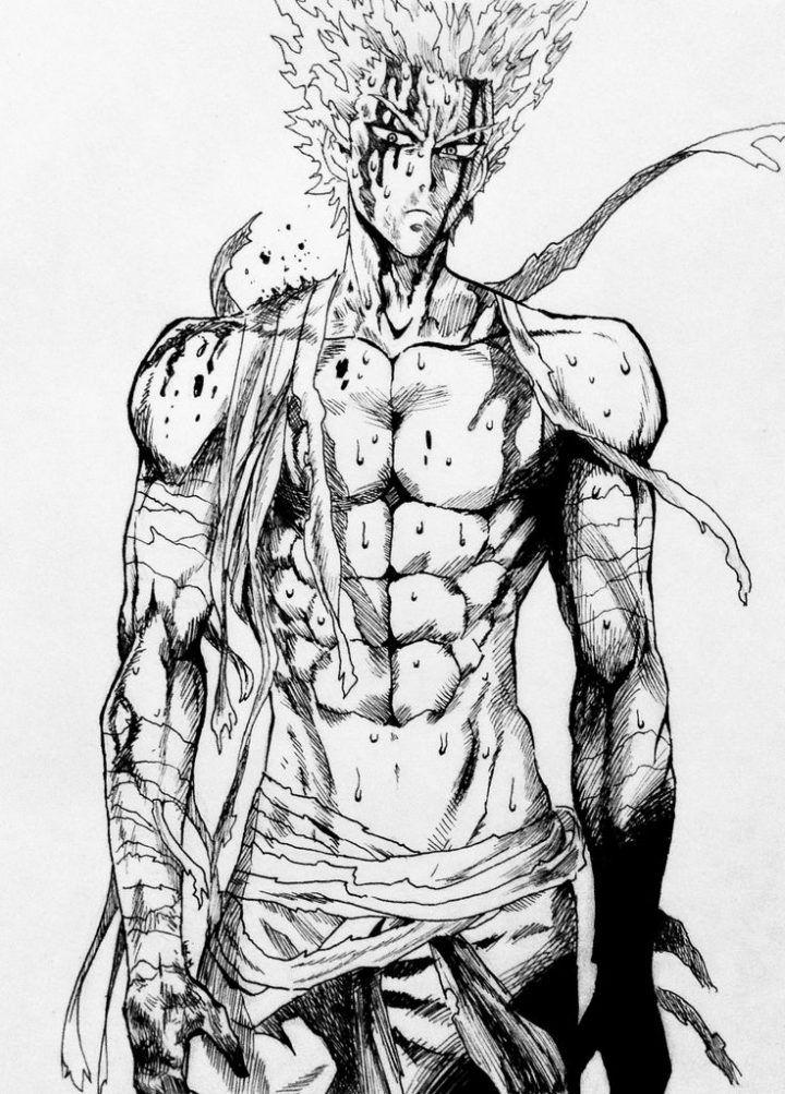 Dessin De One Punch Man : dessin, punch, Disegni, Punch, Anime,, Manga