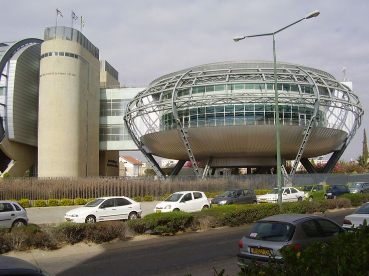 Shamoon College Of Engineering In Beer Sheva