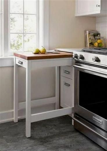 the 21 best small kitchen ideas of all time randall can make rh pinterest com