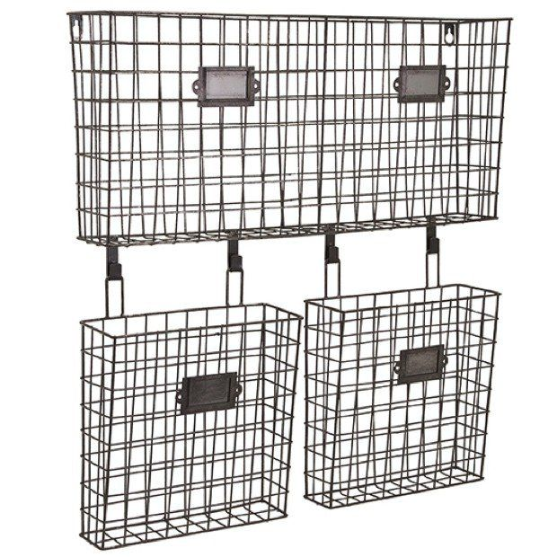 Wire Basket Wall Organizer -Watch Free Latest Movies Online on Moive365.to