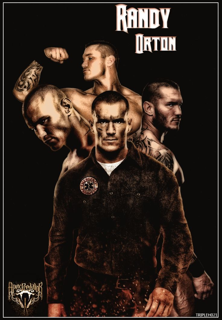 Randy Orton Information