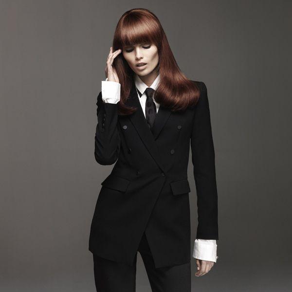 116 best Suits images on Pinterest | Skirt suits, Women's suits ...