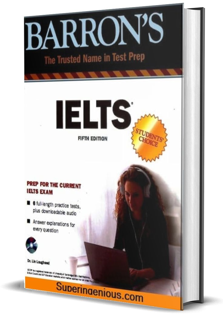 Barrons Ielts 5th Edition Pdf And Audio In 2021 Ielts Barron Student Choice