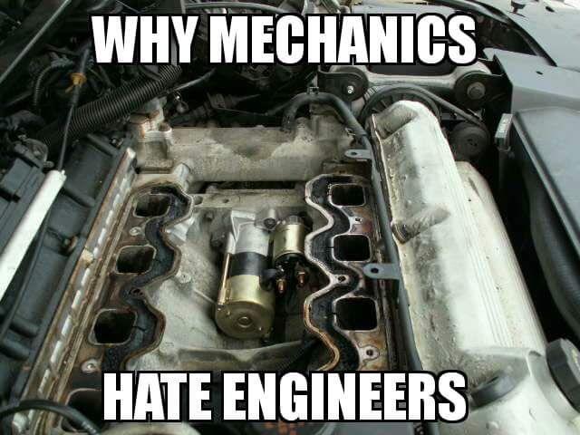 Aaf Fddf E Fba D Aa B Mechanic Shop Mechanic Humor
